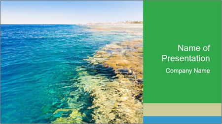 Idyll Seascape PowerPoint Template