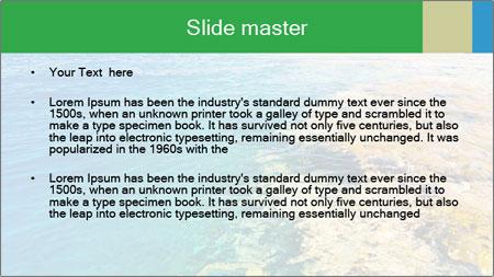 Idyll Seascape PowerPoint Template - Slide 2