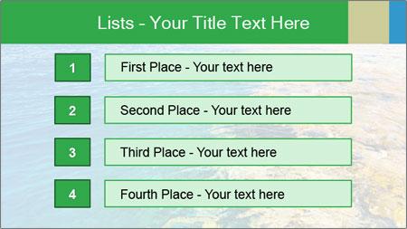 Idyll Seascape PowerPoint Template - Slide 3