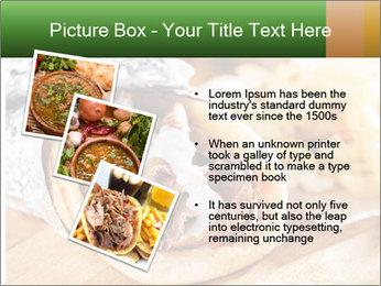 Greek Dish PowerPoint Template - Slide 17