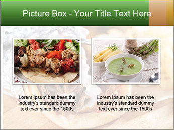 Greek Dish PowerPoint Template - Slide 18