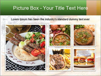 Greek Dish PowerPoint Template - Slide 19