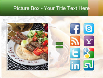Greek Dish PowerPoint Template - Slide 21