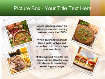 Greek Dish PowerPoint Template - Slide 24