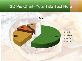 Greek Dish PowerPoint Template - Slide 35