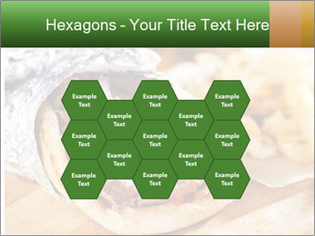 Greek Dish PowerPoint Template - Slide 44