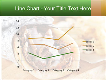 Greek Dish PowerPoint Template - Slide 54