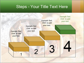 Greek Dish PowerPoint Template - Slide 64