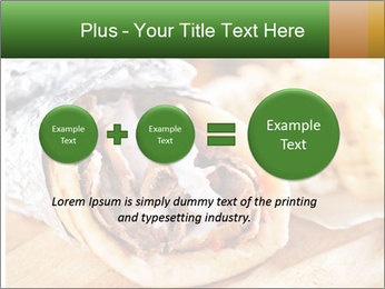 Greek Dish PowerPoint Template - Slide 75