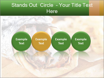 Greek Dish PowerPoint Template - Slide 76
