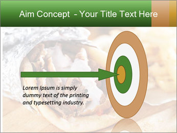 Greek Dish PowerPoint Template - Slide 83