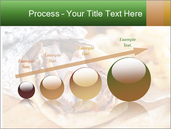 Greek Dish PowerPoint Template - Slide 87