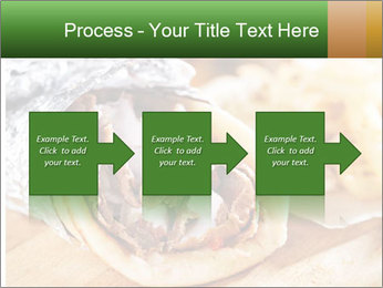 Greek Dish PowerPoint Template - Slide 88