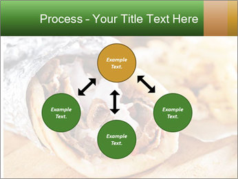 Greek Dish PowerPoint Template - Slide 91