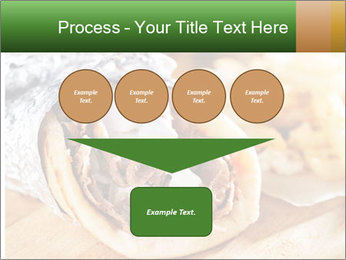 Greek Dish PowerPoint Template - Slide 93