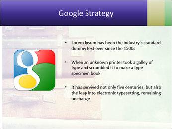 Vintage Baggage PowerPoint Template - Slide 10