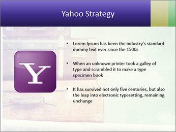 Vintage Baggage PowerPoint Template - Slide 11