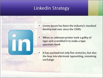 Vintage Baggage PowerPoint Template - Slide 12