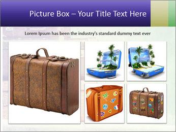 Vintage Baggage PowerPoint Template - Slide 19