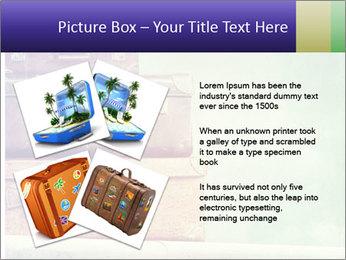 Vintage Baggage PowerPoint Template - Slide 23