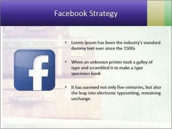 Vintage Baggage PowerPoint Template - Slide 6