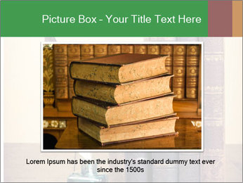 Books And Ink PowerPoint Template - Slide 15