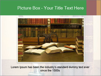 Books And Ink PowerPoint Template - Slide 16