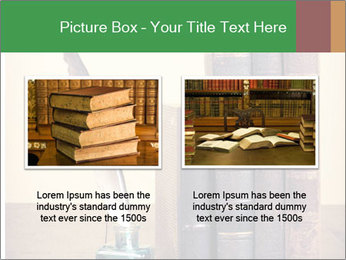 Books And Ink PowerPoint Template - Slide 18