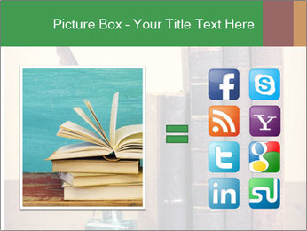 Books And Ink PowerPoint Template - Slide 21