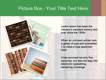 Books And Ink PowerPoint Template - Slide 23