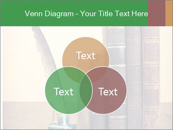 Books And Ink PowerPoint Template - Slide 33