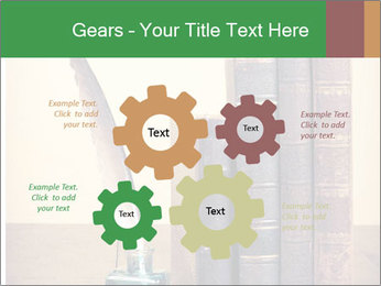 Books And Ink PowerPoint Template - Slide 47
