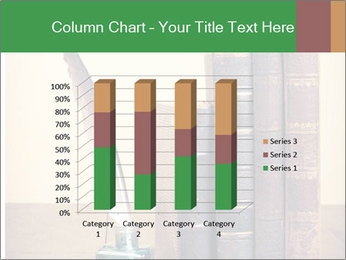 Books And Ink PowerPoint Template - Slide 50