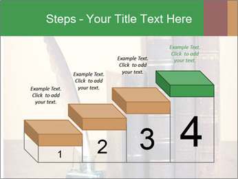 Books And Ink PowerPoint Template - Slide 64
