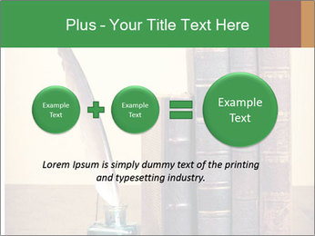 Books And Ink PowerPoint Template - Slide 75