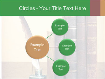 Books And Ink PowerPoint Template - Slide 79