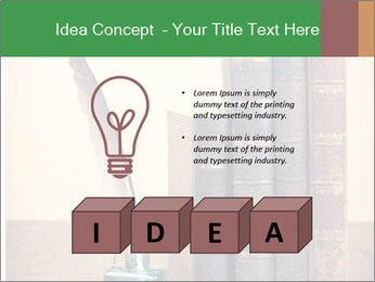 Books And Ink PowerPoint Template - Slide 80