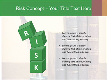 Books And Ink PowerPoint Template - Slide 81