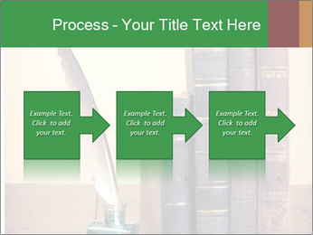 Books And Ink PowerPoint Template - Slide 88