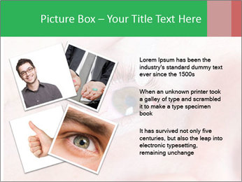Eye Drops PowerPoint Templates - Slide 23