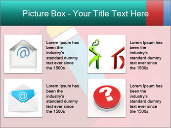Vector Pencil PowerPoint Template - Slide 14