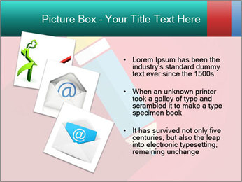 Vector Pencil PowerPoint Template - Slide 17