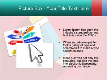 Vector Pencil PowerPoint Template - Slide 20