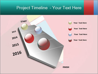 Vector Pencil PowerPoint Template - Slide 26