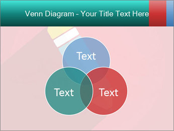 Vector Pencil PowerPoint Template - Slide 33