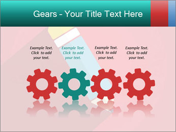 Vector Pencil PowerPoint Templates - Slide 48