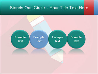 Vector Pencil PowerPoint Templates - Slide 76