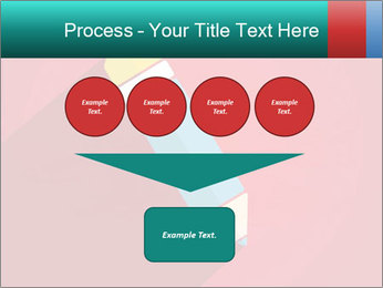 Vector Pencil PowerPoint Template - Slide 93