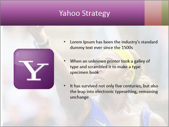 Tennis Championship PowerPoint Templates - Slide 11