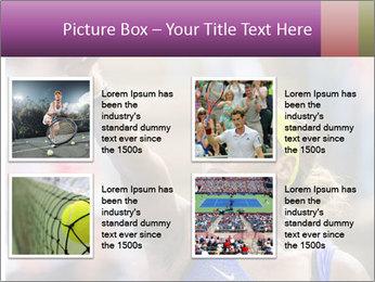 Tennis Championship PowerPoint Template - Slide 14